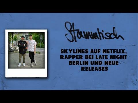 Beste deutsche Serie? Skylines, Releases von Apache 207, Sido und Rin (BACKSPIN Podcast #130)