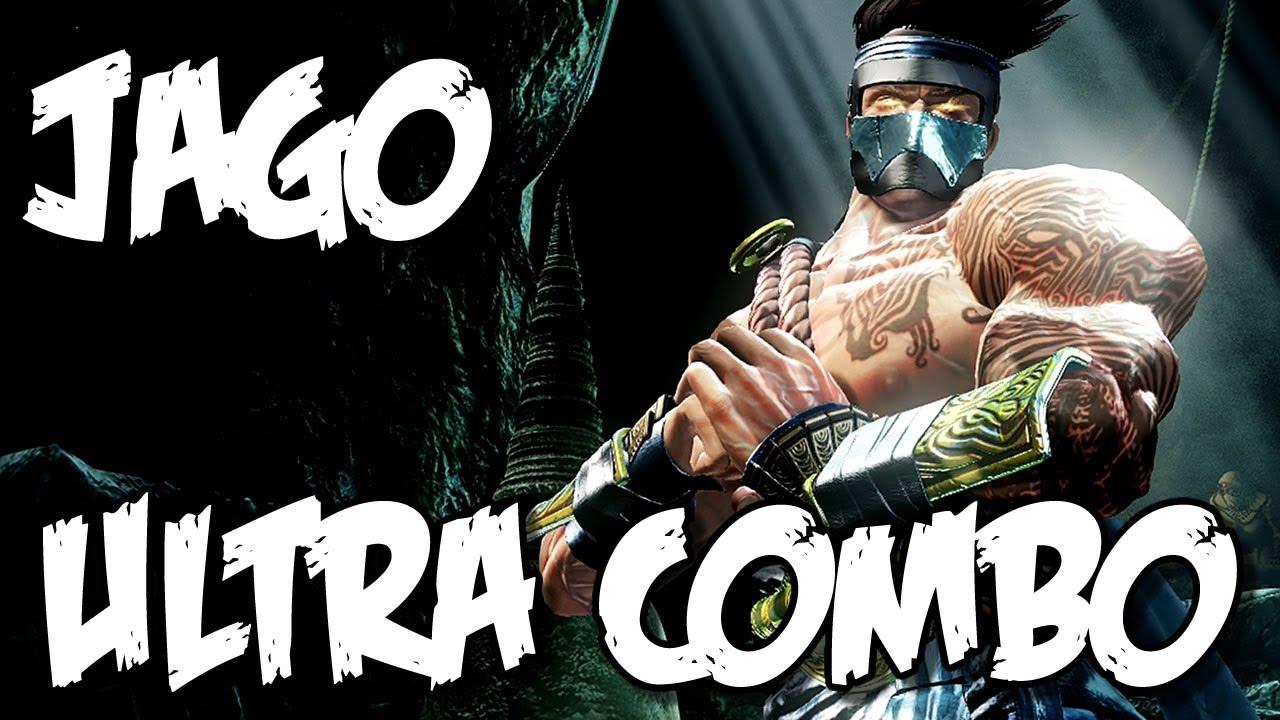 Killer Instinct: Shadow Jago SUPER MEGA ULTRA Combo! - YouTube