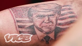 Trump Tattoos are Free at this Local Shop | Local legends