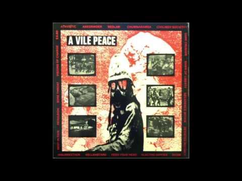 A VILE PEACE [Peaceville Records Compilation]