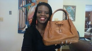 FINALLY!! I have my Bag: Dooney & Bourke Florentine Double Handle Satchel with Toggle