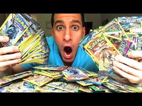 MASSIVE DOLLAR TREE HAUL OF POKEMON CARDS!