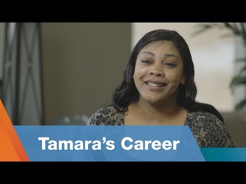 Tamara's Career As A Case Manager