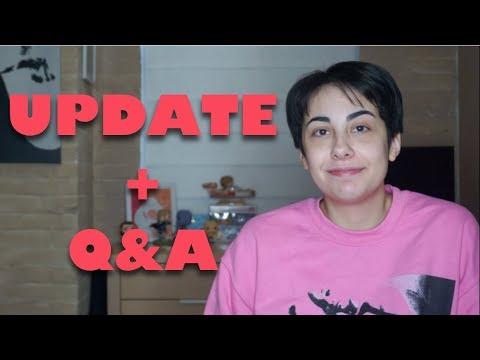 Emetophobia Update + Q&A