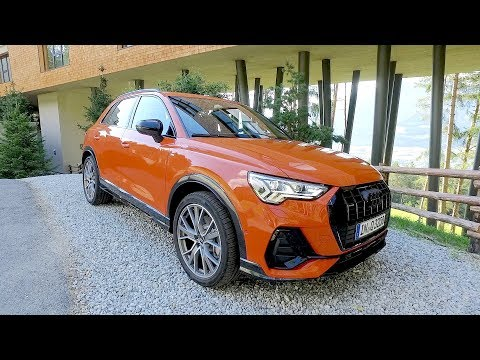 All-new 2019 Audi Q3 Review--WHAT YOU NEED TO KNOW