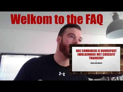 FAQ tijdens CORONA VIRUS met Remco Sanders