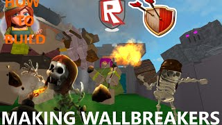 Premium Video: How to make Wallbreakers on ROBLOX (Clash of Clans)