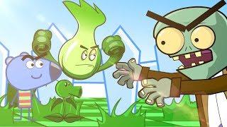 KIDS CARTOON! ToonCornerDoodles! Zombie part 2!