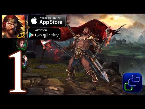 Eternal Warriors 4 (IV) Android IOS Walkthrough - Gameplay Part 1 - Olthrose