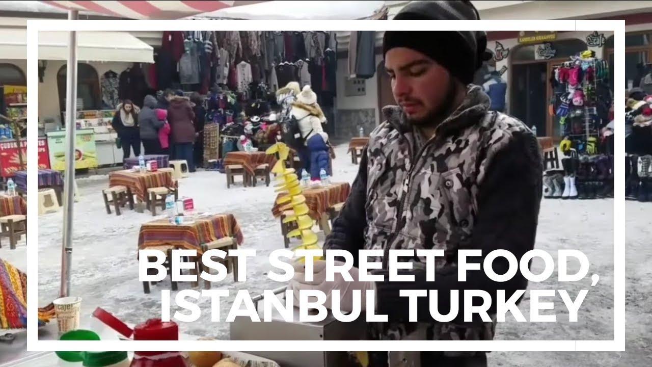 Istanbul Street Food Youtube