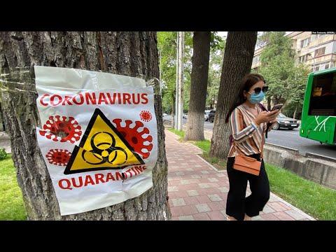 Азия: в Казахстане дефицит тестов на коронавирус