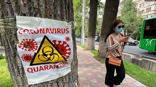 Азия в Казахстане дефицит тестов на коронавирус
