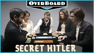 Let's Play SECRET HITLER | Overboard, Episode 3