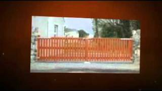Wooden Gates & Gate Posts 0909688755