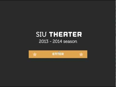 SIU Theater Application