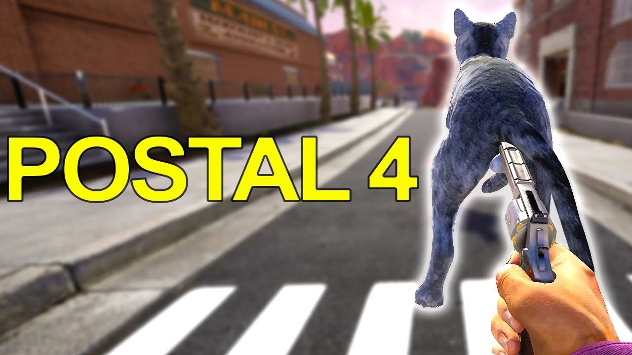 Postal Is Back Postal 4 No Regerts Early Access Youtube