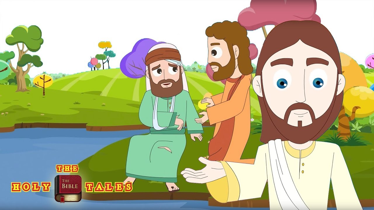 parables of jesus stories of jesus i animated children u0027s bible