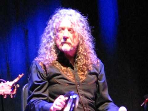 Robert Plant: Satan Your Kingdom Must Come Down: Lampedusa Concerts for Refugees: Toronto