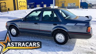 Ford Orion 1.4 Bravo 1990 year.  Пробег: 57 000 км!