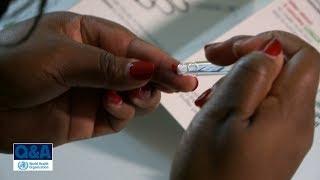 вОЗ: Самостоятельный тест на ВИЧ – Вопросы и ответы