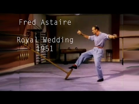 Mariage Royal Film Fred Astaire