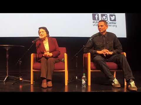 DOLORES – Postfilm Q&A with Dolores Huerta & Director Peter Bratt