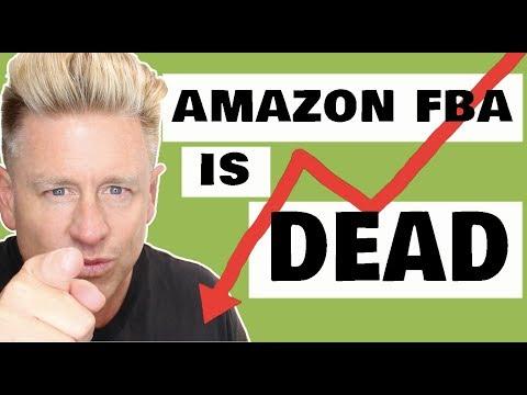 Don't Do Amazon FBA It's DEAD [not clickbait]