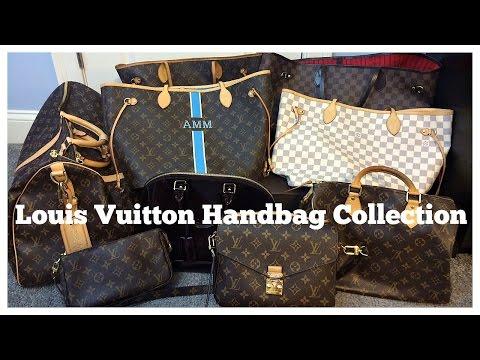 My Louis Vuitton Handbag Collection and Reviews