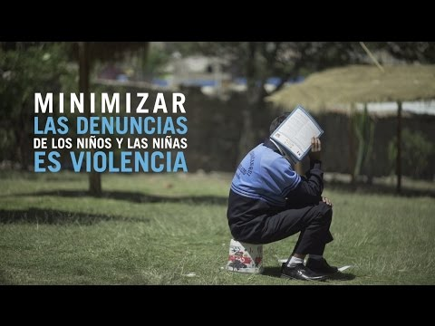 Documental de Violencia Escolar - FORGE - YouTube