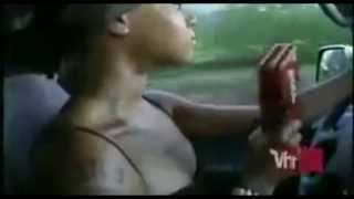 Car crash - Авария, ДТП - Lisa Left Eye Lopes Crash Video