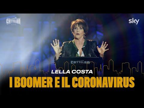 EPCC | Lella Costa, 60 Anni Ai Tempi Del Coronavirus