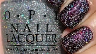 10 EASY GLITTER NAIL IDEAS-NAIL ART COMPILATION-GLITTER Nail polish ideas 2021-Easy Nail Art