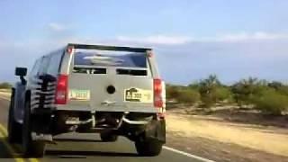 Dakar 2012 siguiendo al Hammer De Nasser Al-attiyah ( QAT )