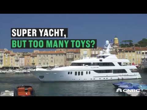 A $2 million boat to carry your yacht's toys? | CNBC Interna