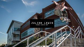 Video Check Out: Julian Lewis | TransWorld SKATEboarding thumbnail