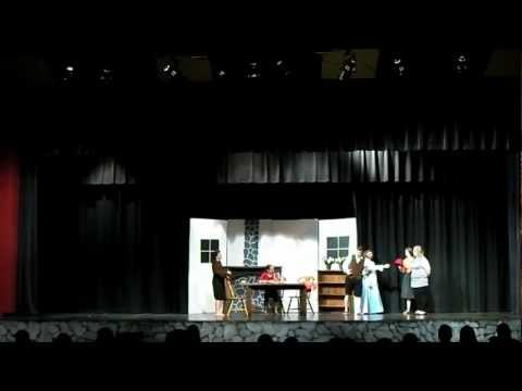 Taming of the shrew act 7 White Mountains Regional High School