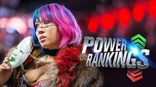 Asuka hits The Road to WrestleMania: WWE Power Rankings, Feb. 4, 2018
