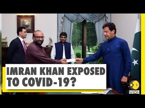 Philanthropist who met Imran Khan COVID-19 infected | Pakist