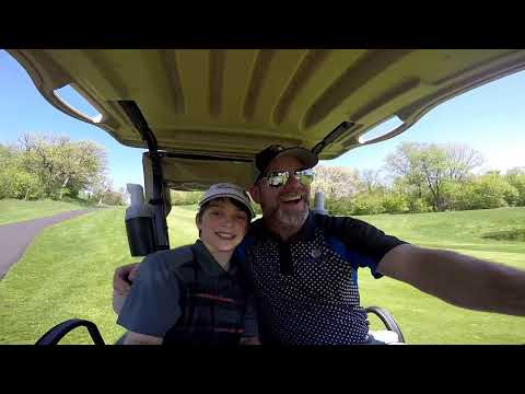 Fathers Day Golf Golfing At Grand Geneva Resort At Lake Geneva Wisconsin Drone Gopro Pro Golf Board