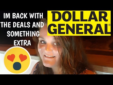 Best DOLLAR GENERAL COUPON DEALS this week