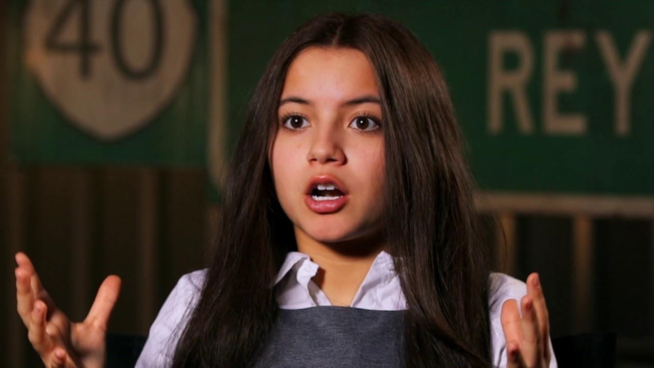 Isabela Moner Sicario Day Of The Soldado Youtube