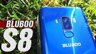 Bluboo S8 - ТОП! То, чего нет в Samsung S8.