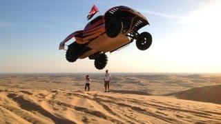 Tatum Motor Sports Truck in Glamis Sand Dunes [HD]
