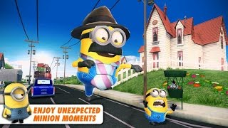 Minions Banana Song 2015  ♫ Remix Electro House ♫  Despicable Me ♫ Minion Rush