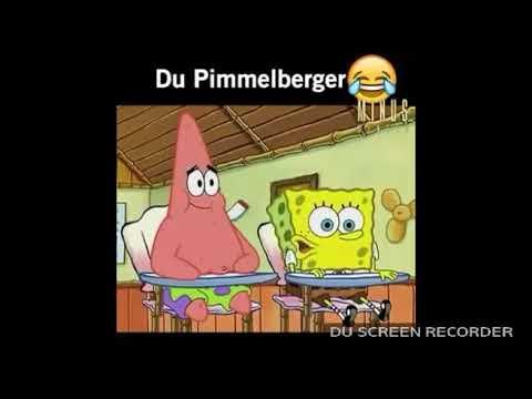Versuche nicht zu lachen (Spongebob Edition) - YouTube
