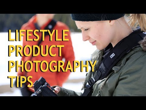 Lifestyle Product Photography Tips with BlackRapid