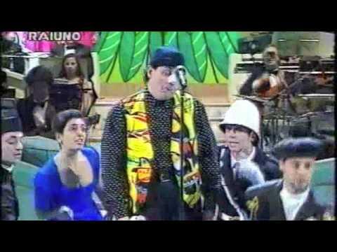 Francesco Salvi - Statento! - Sanremo 1994.m4v