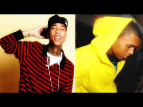 Tyga & Chris Brown feat. Bow Wow  - Ain't Thinkin Bout You | NEW 05-2010 | CDQ + Lyrcs