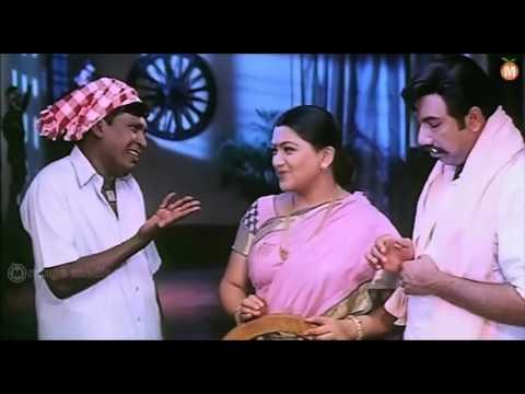 Vadivelu,Satyaraj,Kushboo | Vetrivel Sakthivel Telugu Full Movie Part 4
