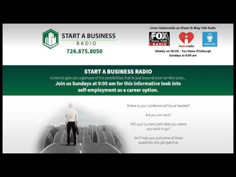 Start a Business Radio Show #7 with Expense Reduction Analysts Red Boswell